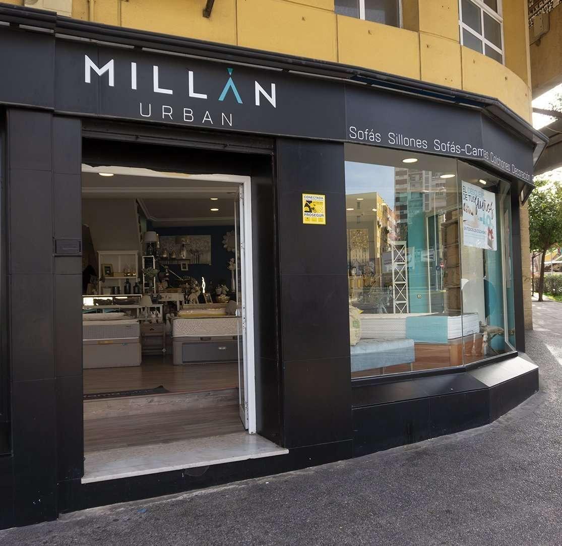 Millán Urban Algeciras, Rotonda Milenio